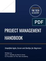 Jack C. Stanley and Erik D. Gross 2020- Project Management Handbook Simplified Agile, Scrum and DevOps for Beginners