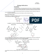 Structure de l'ADN
