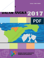3_Kecamatan Bunta Dalam Angka 2017