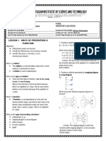 GenMath Module 1