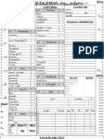 Greg's Deadlands - HoE character sheet