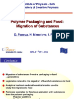 Polymer Packaging and Food PP
