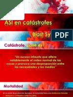 5. ASI en Catástrofes - Blast Syndrome