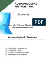 Ppt Fundamentos Economicos GPI