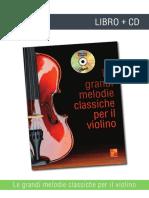 GrandiMelodieClassicheViolino