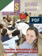 Jornal MDS - 18a Ed. Agosto 2009 - Participação