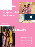 Guia para pequenos empreendedores de moda