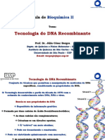 Aula17BioqII-Qui_TecDNARecomb