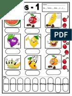Frutos 1 Ficha de Trabalho 42621