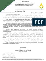 Chico Vigilante pede que Ibaneis multe Bolsonaro