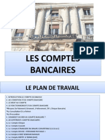 Les comptes bancaires