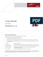 Manual Partes L14 Walkie Stacker