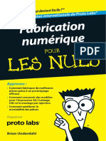 9781119168140 Digital Manufacturing for Dummies French
