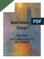 Statistica e Ecologia