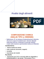 ATA 2 - Analisi alimenti PG