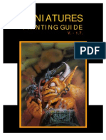 Games Workshop - Citadel Miniatures Painting Guide v1.7 Netbook