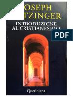 J.ratzinger - Cap. 3 Dio Della Fede e Dio Dei Filosofi (Da Introduzione Al Cristianesimo) OCR