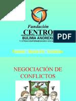TALLER NEGOCIACION DE CONFLICTOS