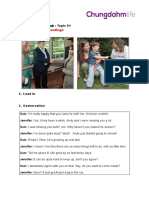 3 CDL Situational English Lessons 61-90