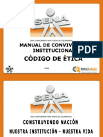MANUAL CONVIVENCIA INSTITUCIONAL