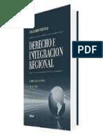 Derecho e Integracion Regional. 2010. Pizzolo