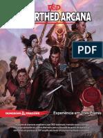 D&D 5E - Unearthed Arcana - Experiência Em Três Pilares - Biblioteca Do Duque