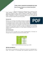 ESTIMACIÓN POBLACIONAL PARA EL MUNICIPIO DE RIONEGRO 2021