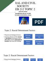 Mceb 212 (Mpu 3422) Topic 2