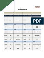 Cronograma UEPG