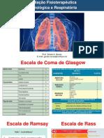 avaliação fisio Neurologica e RespiratoriaII