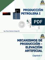 PRODUCCIÓN  PETROLERA I