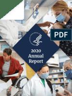 Reporte 2020 de la Oficina de Asuntos Globales de Estados Unidos