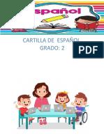 cartilla de español segundo grado
