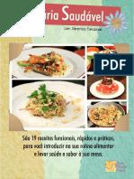 receitas gastronomia funcional