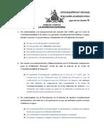 HÁBEAS CORPUS, EXHIBICIÓN PERSONAL -FORO 09-05-2020-