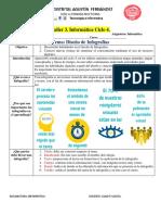 Taller 3-Ciclo 4- Diseño de Infografías