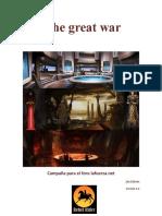 Reglamento La Gran Guerra 2.2 + Suplemento 1.1_