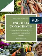 Ebook Escolha Consciente
