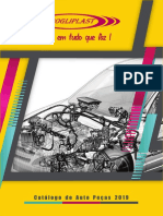 Catalogo-2019 Mangueiras Pecas para Peugeot