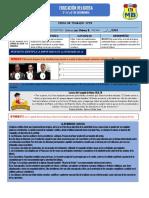 ACTIVIDAD N.20 LA JERARQUIA DE LA IGESIA