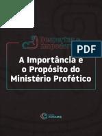 43_Apostila_ A importância e o propósito do ministério profético