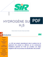 FORMATION  RISQUE H2S