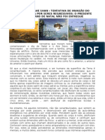 TENTATIVA DE INVASÃO DO PLANETA TERRA POR SERES REGRESSIVOS