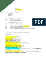 Civil Procedure March 8 Recit Coverage
