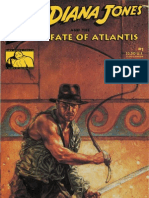 Indiana Jones and The Fate of Atlantis Vol 1