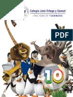 10. Grado Décimo - Colegio José Ortega y Gasset 2021
