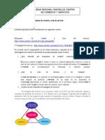 Actividad Autónoma ciclo y triángulo de servicio