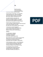 FELPPS - MUSA IMPASSÍVEL - poesia