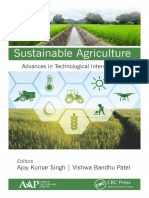 Ajoy Kumar Singh (Editor)_ Vishwa Bandhu Patel (Editor) - Sustainable Agriculture-Advances in Technological Interventions-Apple Academic Press (2020)