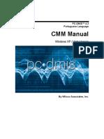 Manual PC Dmis